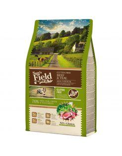Sam's Field Adult Medium Rund&Kalf&Aardappel - Hondenvoer
