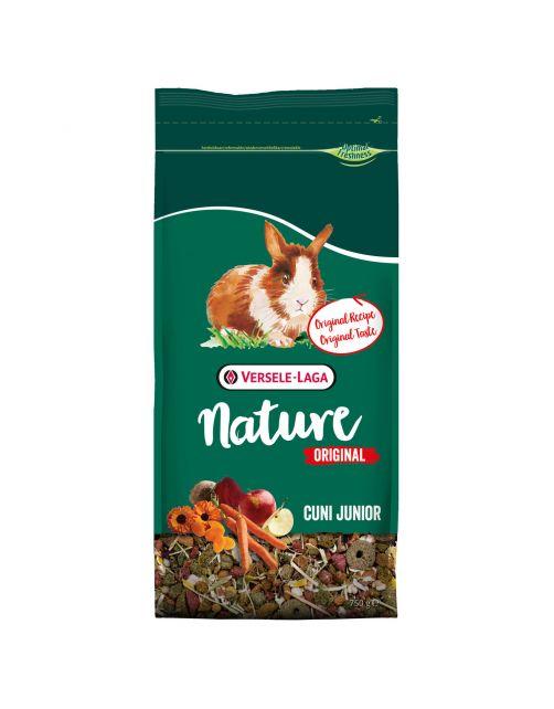 Versele-Laga Nature Original Cuni Junior - Konijnenvoer - 750 g