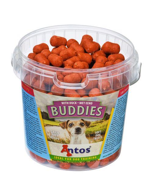 Antos Buddies - Hondensnacks - Eend 400 g