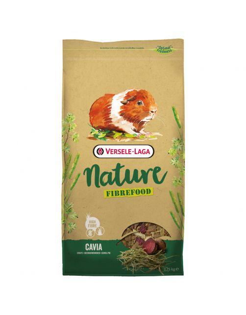 Versele-Laga Nature Cavia Fibrefood - Caviavoer - 2.75 kg