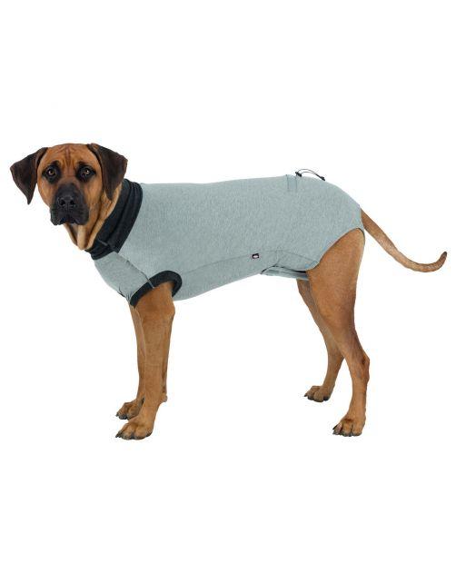 Trixie Operatie-Hesje - Hondenhulpmiddelen - 55 cm Grijs L