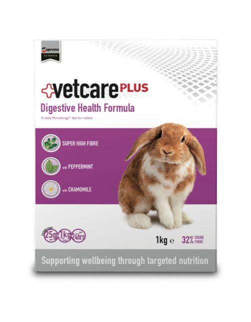 Supreme Vetcareplus Digestive Health Formula - Supplement - 1 kg