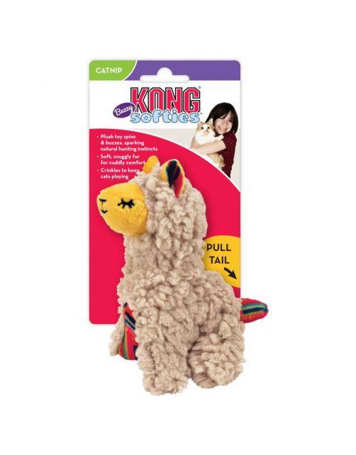 Kong Softies Buzzy Llama - Kattenspeelgoed -