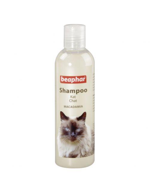 Beaphar Shampoo Macadamia Kat - Kattenvachtverzorging - 250 ml