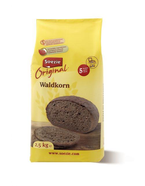 Soezie Original Waldkorn-Brood - Bakproducten - 2.5 kg