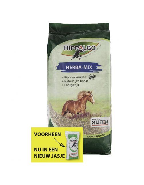 Hippalgo Herba-Mix - Paardenvoer - 20 kg