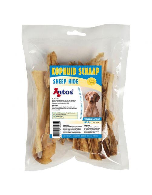 Antos Kophuid Schaap - Hondensnacks - Schaap 12 cm 100 g