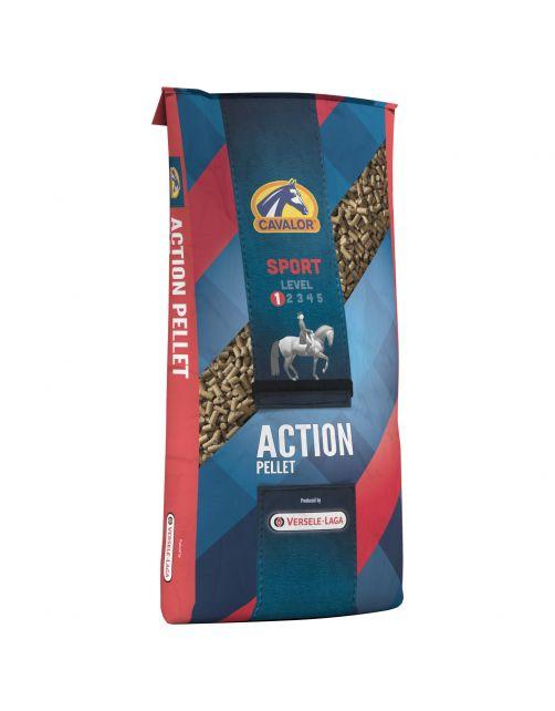 Cavalor Action Pellet - Paardenvoer - 20 kg Sport