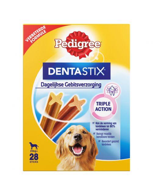 Pedigree Dentastix - Hondensnacks - Dental 28 stuks Maxi