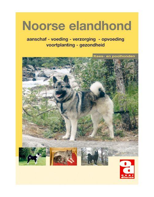 Over Dieren Noorse Elandhond - Hondenboek - per stuk