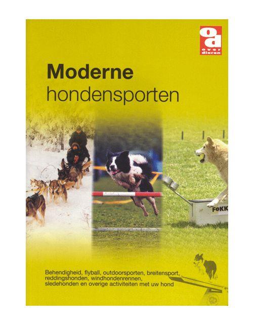 Over Dieren Moderne Hondensporten - Hondenboek - per stuk