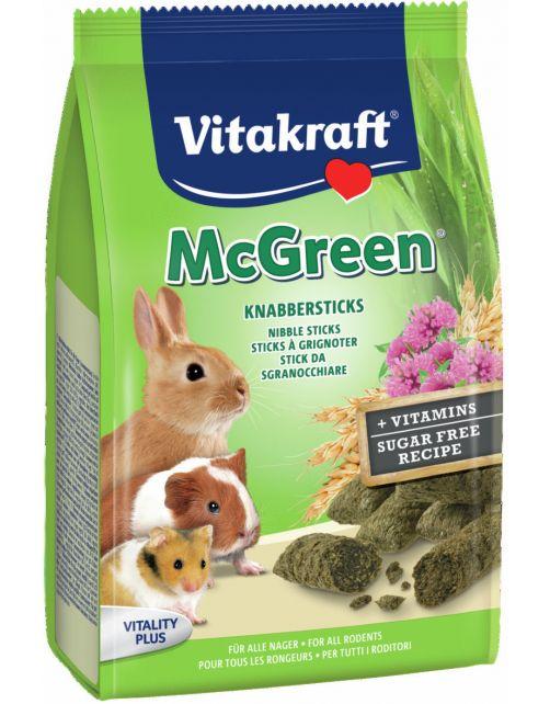 Vitakraft Knaagdier Greenies - Konijnensnack - 50 g