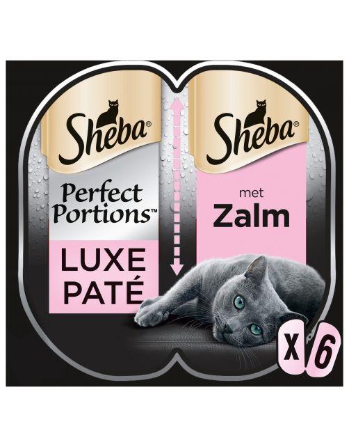 Sheba Perfect Portions Adult 6x37.5 g - Kattenvoer
