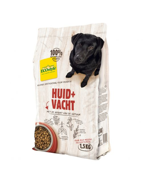 Vitalstyle Huid + Vacht - Hondenvoer