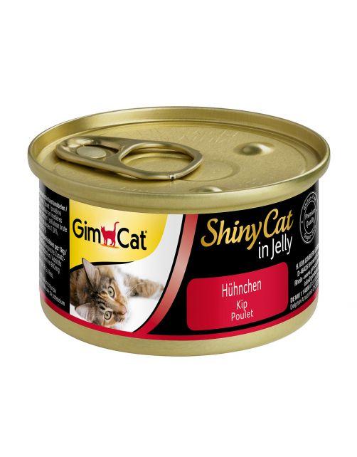 Gimcat Shinycat Adult 70 g - Kattenvoer