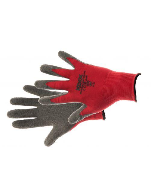 Kixx Tuinhandschoen Rocking Red Rood - Handschoenen