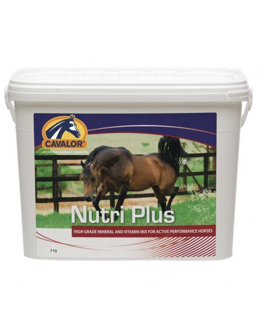 Cavalor Nutri Plus Conditie Mineralen - Voedingssupplement