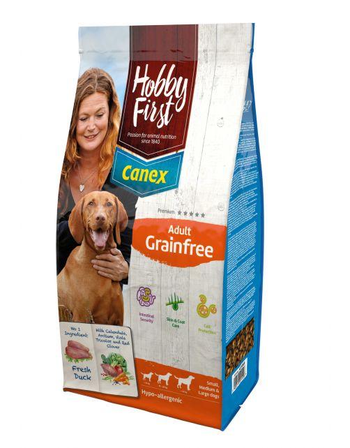 Hobbyfirst Canex Adult Grainfree Eend - Hondenvoer