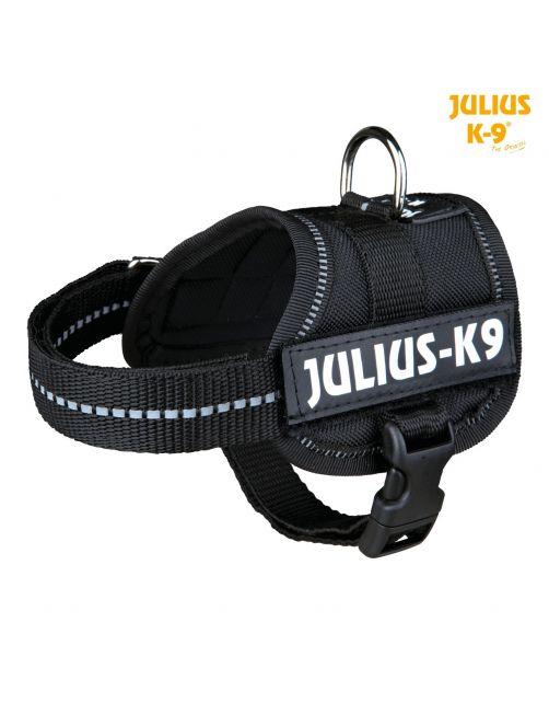 Julius-K9 Powerharness Zwart - Hondenharnas
