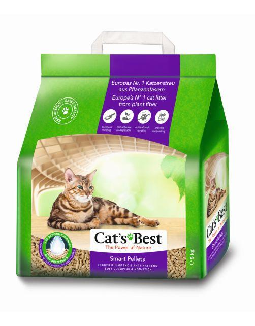Cat's Best Smart Pellets - Kattenbakvulling