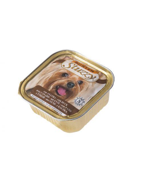 Mister Stuzzy Dog Paté 150 g - Hondenvoer