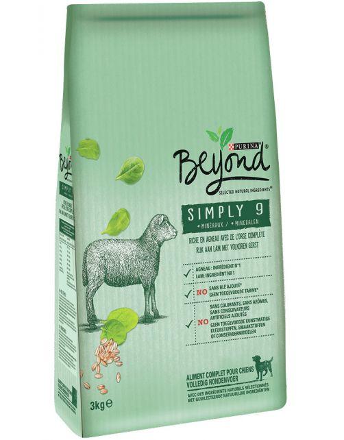 Purina Beyond Simply 9 Dog Dry Food Lam&Gerst - Hondenvoer