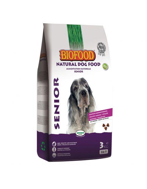 Biofood Senior Met Souplesse - Hondenvoer