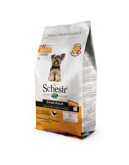 Schesir Small Maintenance Kip - Hondenvoer