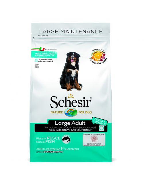 Schesir Large Maintenance Vis - Hondenvoer