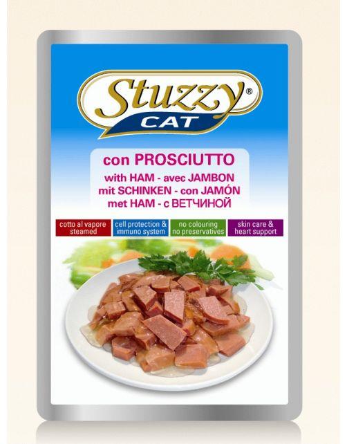 Stuzzy Pouch Adult 100 g - Kattenvoer