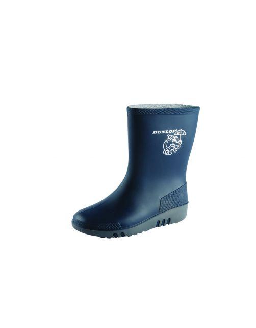 Dunlop Kinderlaars Mini Blauw - Laarzen