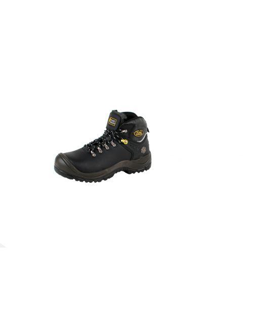 Planet Werkschoen Track S3 Zwart - Werkschoenen