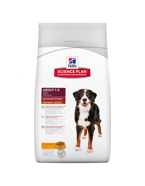 Hill's Canine Adult Large Breed Kip - Hondenvoer