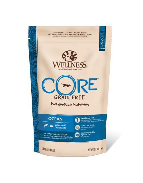 Wellness Core Grain Free Cat Ocean Zalm&Tonijn - Kattenvoer