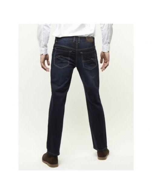 247 Jeans Spijkerbroek Palm S05 Donkerblauw - Werkkleding