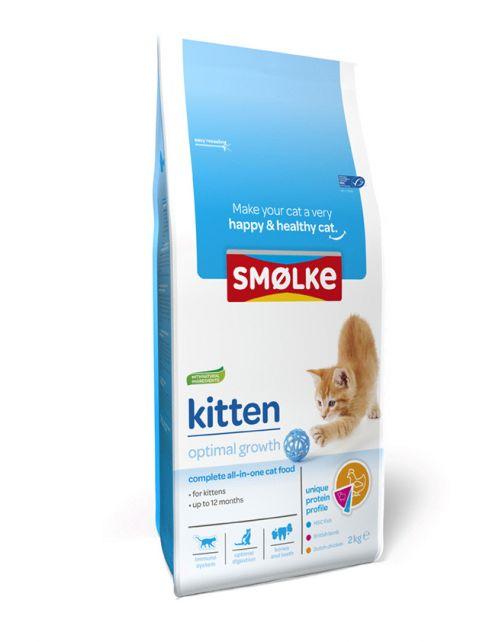 Smolke Kitten - Kattenvoer