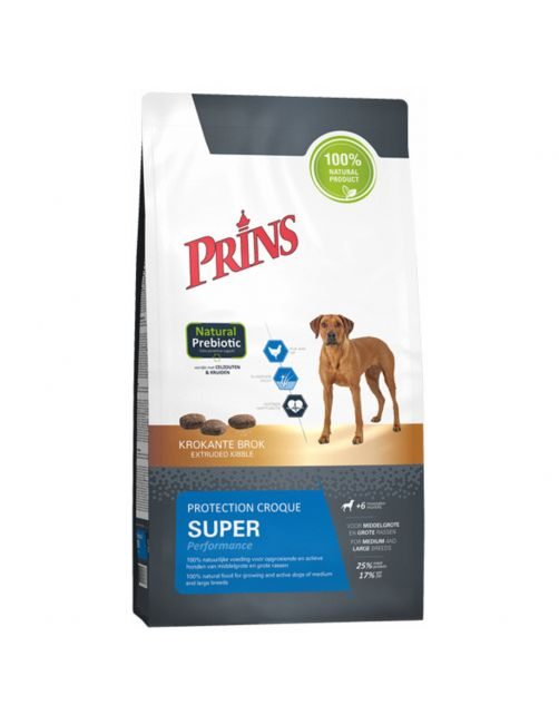 Prins Protection Croque Super Performance - Hondenvoer