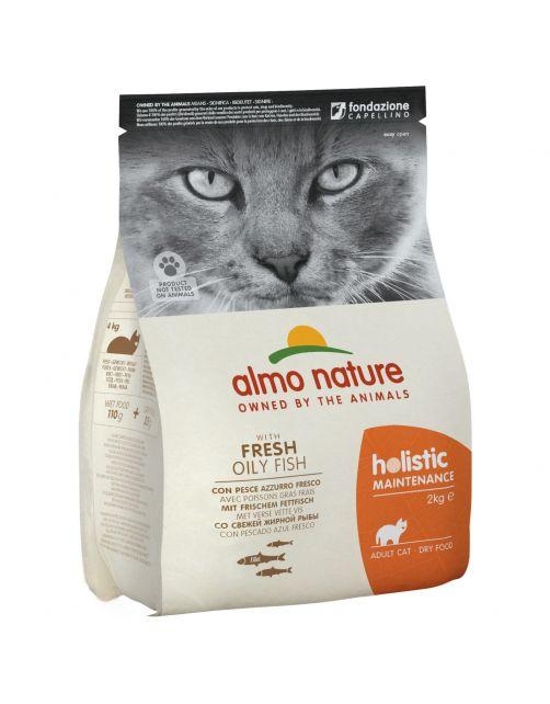 Almo Nature Cat Holistic Adult - Kattenvoer