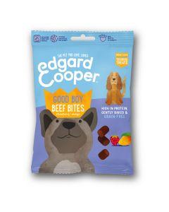 Edgard&Cooper Beef Bites - Hondensnacks - Rund Aardbei Mango 50 g
