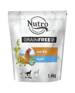 Nutro Puppy Grain Free Medium Kip - Hondenvoer