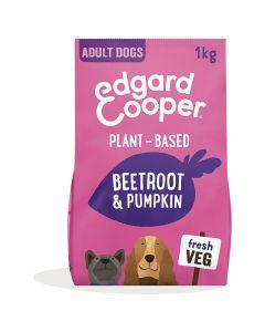 Edgard&Cooper Plantbased Adult Rode Biet&Pompoen - Hondenvoer