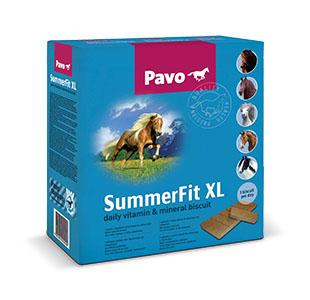 Pavo paarden supplementen