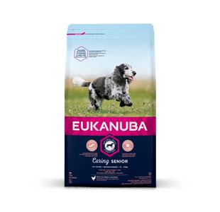eukanuba senior