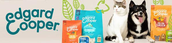 Edgard & Cooper kat en hond