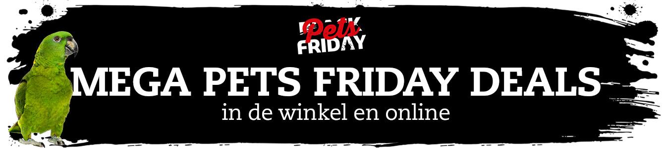 Pets Friday Deals vogel